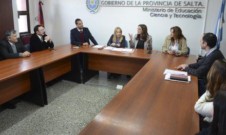 Salta: promueven el cooperativismo y el mutualismo escolar