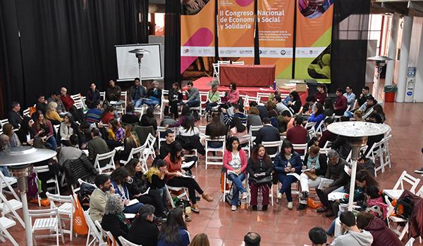 Cooperar presentó sus propuestas en el II Congreso Nacional de Economía Social y Solidaria