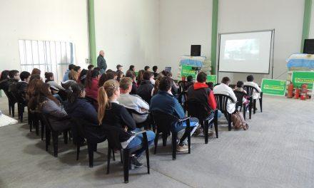 Entre Ríos: se realizó una capacitación en Seguridad en Planta Tres Esquinas