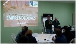 Santa Fe: se realizó un taller para emprendedores en la Mutual del Trabajador vial