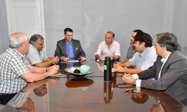 Entre Ríos: se llevó a cabo la primera reunión entre las máximas autoridades de la Cooperativa Eléctrica y el Municipio