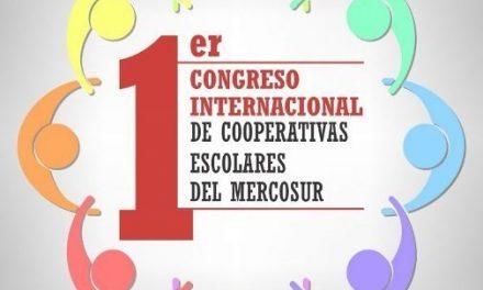 Misiones: se realiza el 1° Congreso Internacional de Cooperativas Escolares del Mercosur