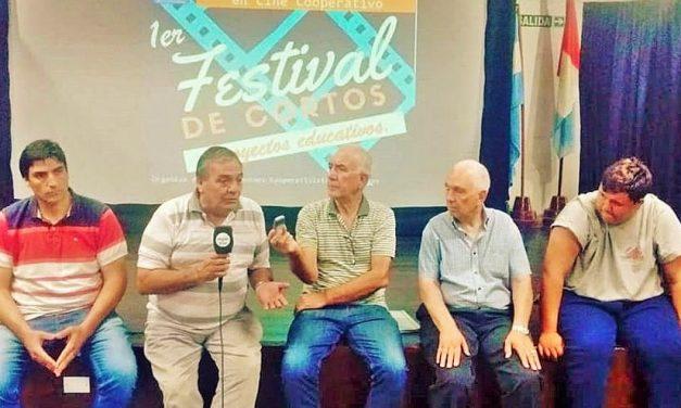 Córdoba: la Cooperativa Oliva presentó el festival de cortos cinematográficos