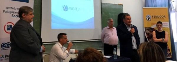 Córdoba: presentaron software prevención LA/FT, fintech y protocolo de finanzas sustentables