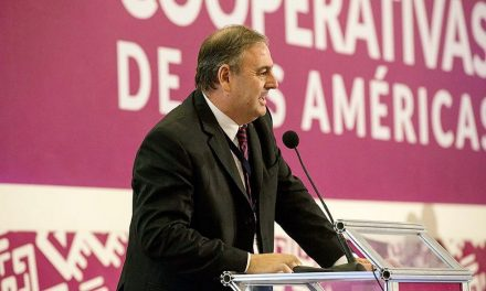 Palabras de Ariel Guarco en la Conferencia Regional de Cooperativas de las Américas