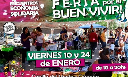 Córdoba: se viene el Tercer Encuentro de la Economía Solidaria