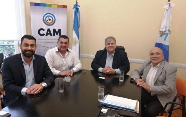 Russo recibió al Subsecretario de Cooperativas y Mutuales de la Provincia de Córdoba
