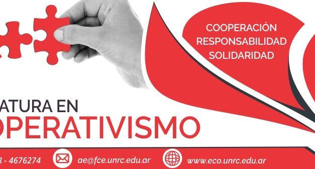 Nueva Tecnicatura en Cooperativismo y otras entidades de la Economía Social