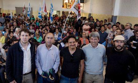 Mario Cafiero presentó en Bariloche las Mesas de la Economía Social