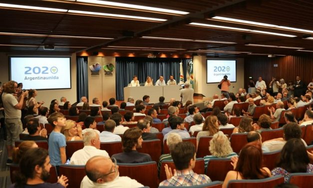 Se llevó a cabo la charla sobre Asociativismo y Economía Social en La Plata
