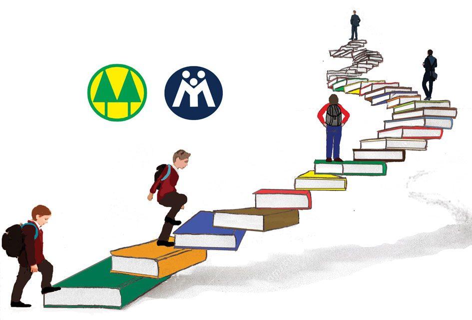 <h3>Opinión</h3> <h1>Acerca de la educación</h1>