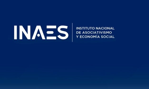 Certificado de inscripción del INAES