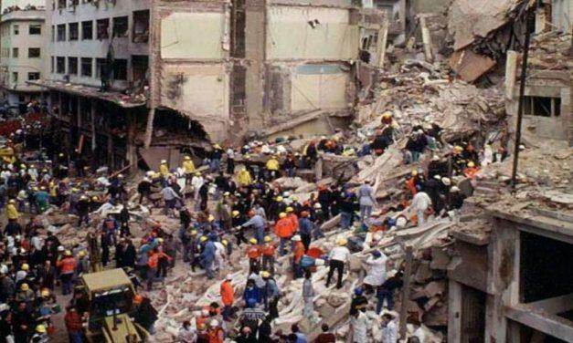 Se cumplió un nuevo aniversario del atentado a la AMIA