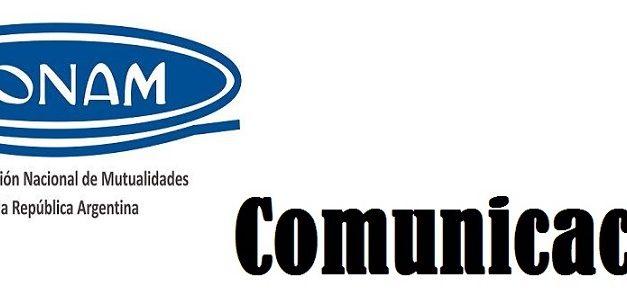 CONAM impone un régimen especial por el CoVid-19