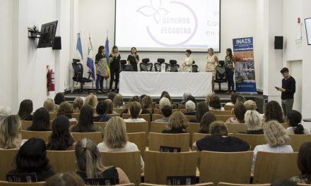 Se presentó en el INAES el Proyecto para la Equidad de Géneros en el Cooperativismo realizado por FECOOTRA